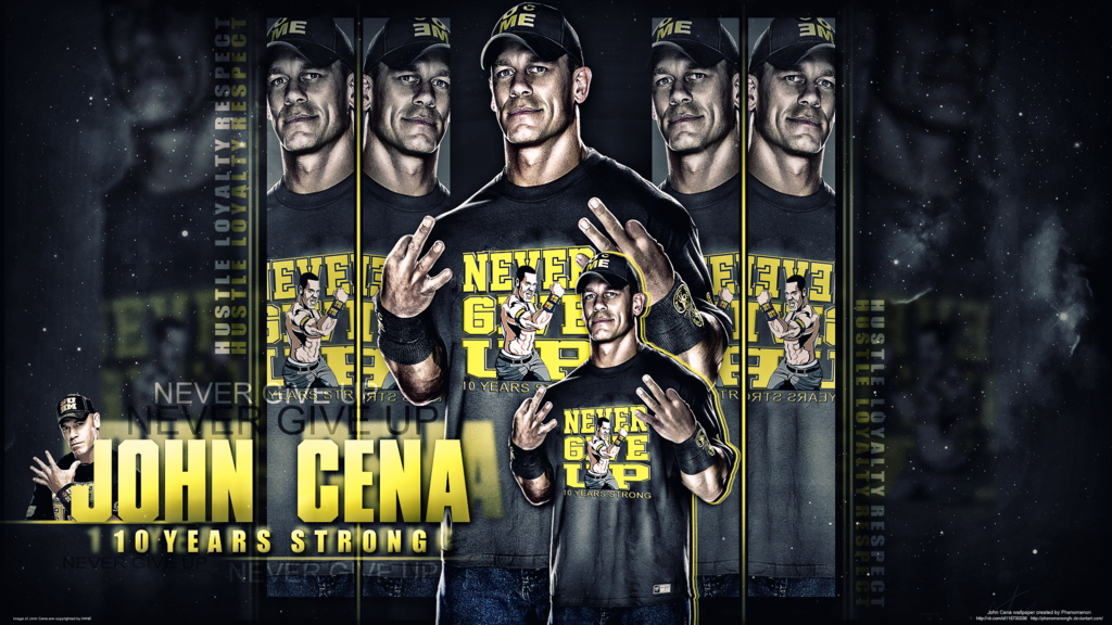 John Cena Animated Wallpapers