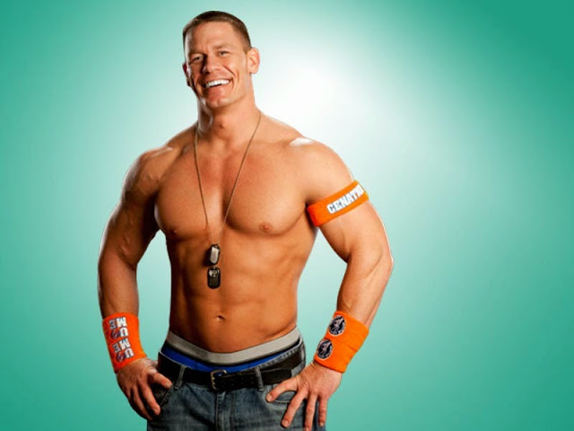 John Cena Body Wallpaper 2013