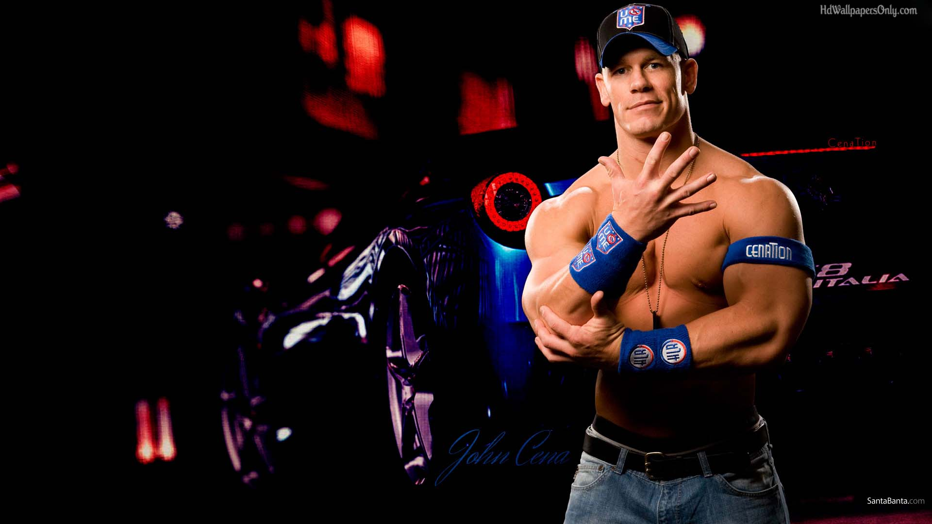 John Cena HD Wallpaper 2014