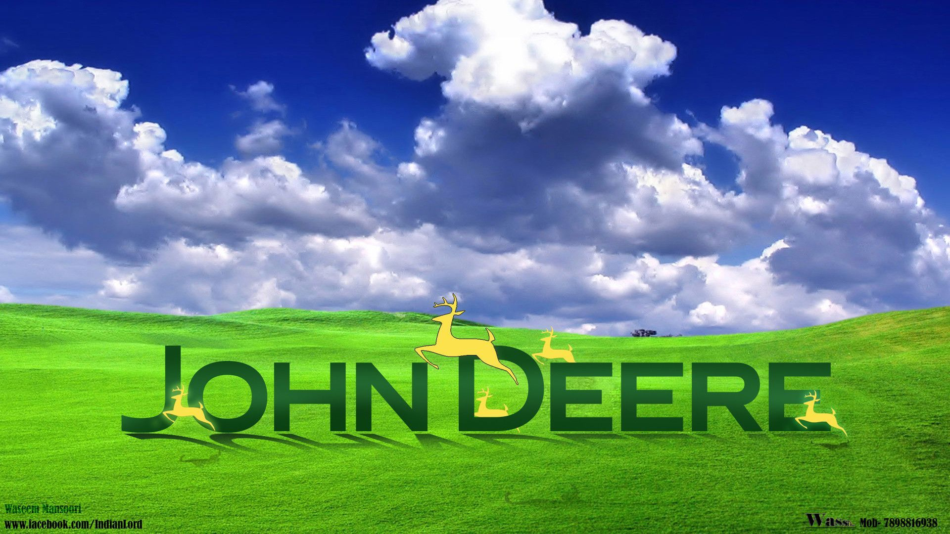 John Deer Wallpaper