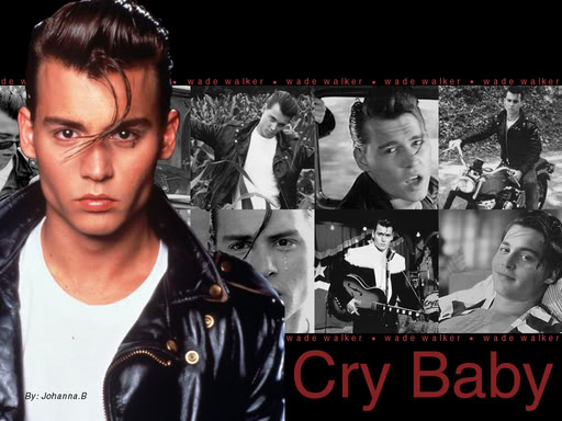 Download Johnny Depp Cry Baby Wallpaper Gallery