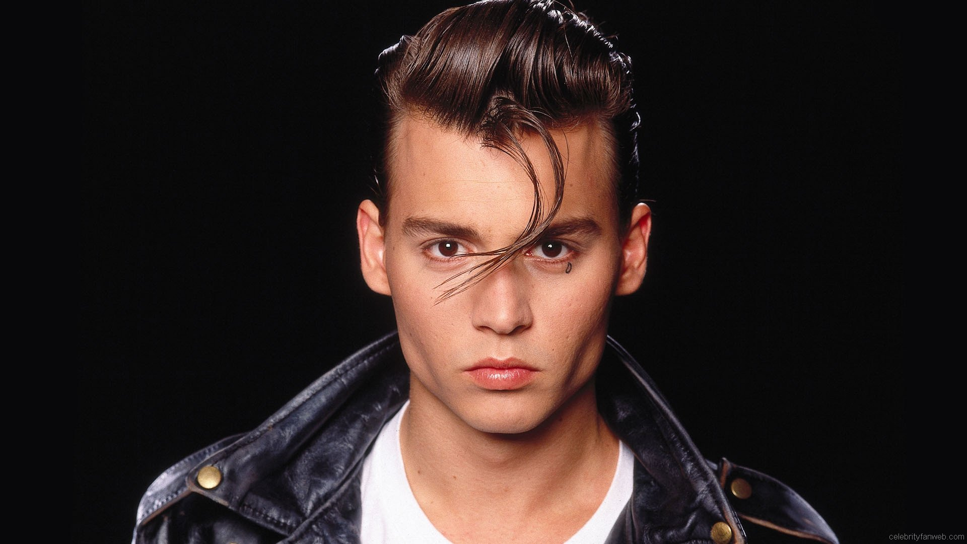 Johnny Depp Cry Baby Wallpaper