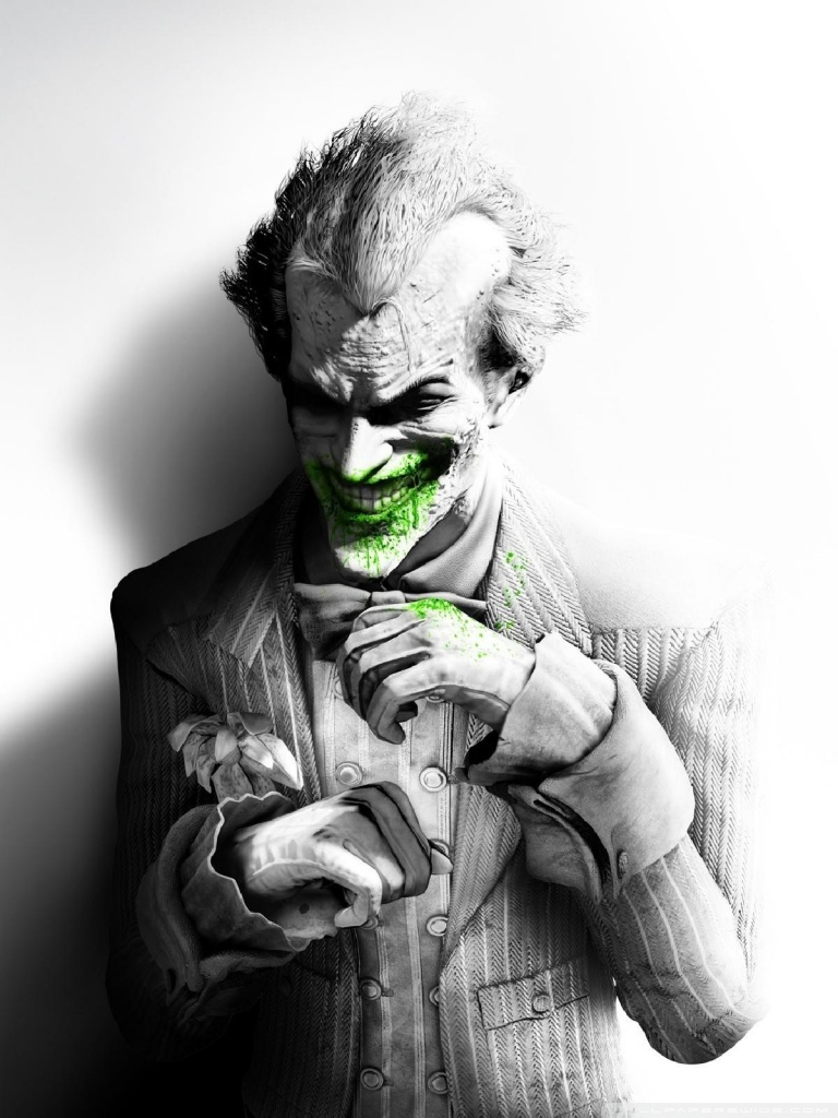 Joker Cell Phone Wallpaper