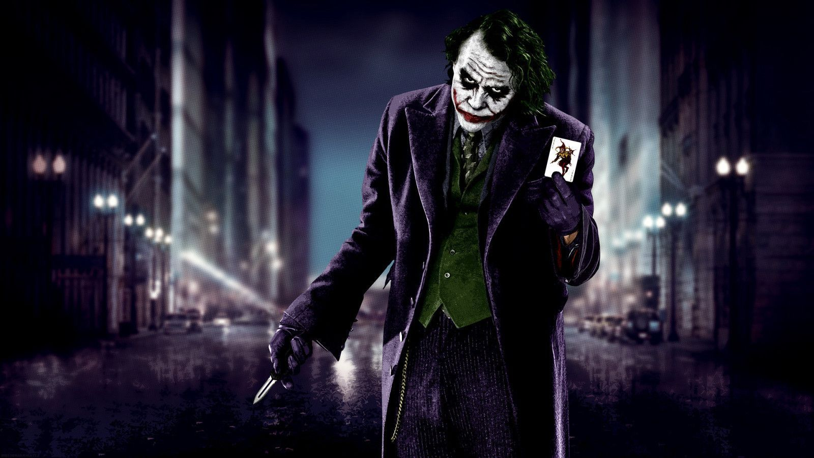 Joker Dark Knight Wallpapers