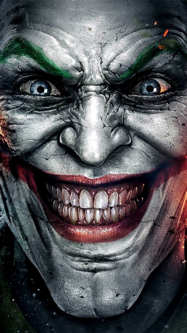 Joker HD Iphone Wallpaper