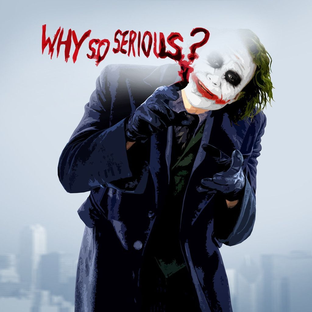 Download Joker HD Iphone Wallpaper Gallery