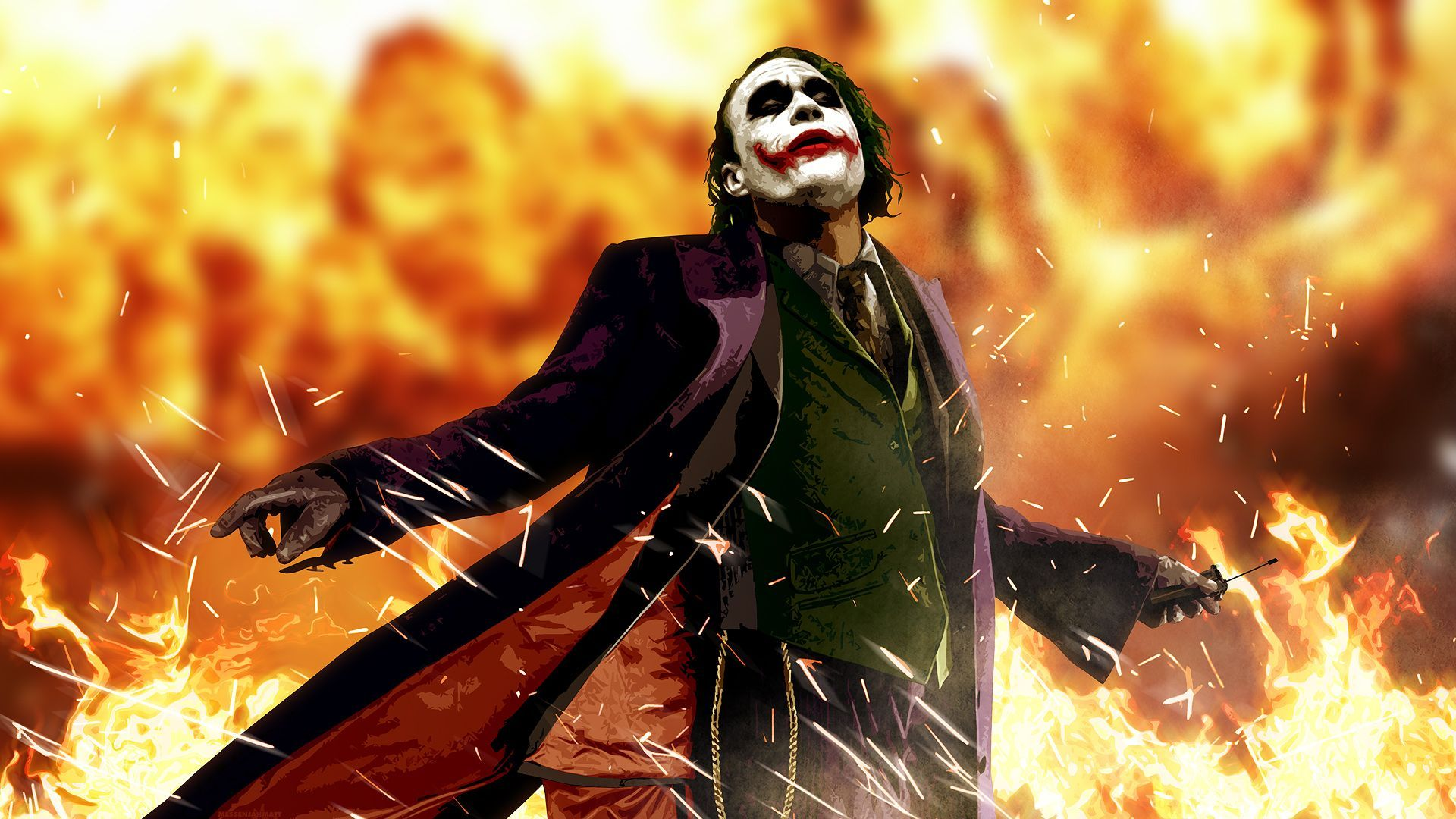 Joker HD Wallpaper Download