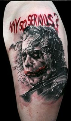 Joker Tattoos Wallpapers