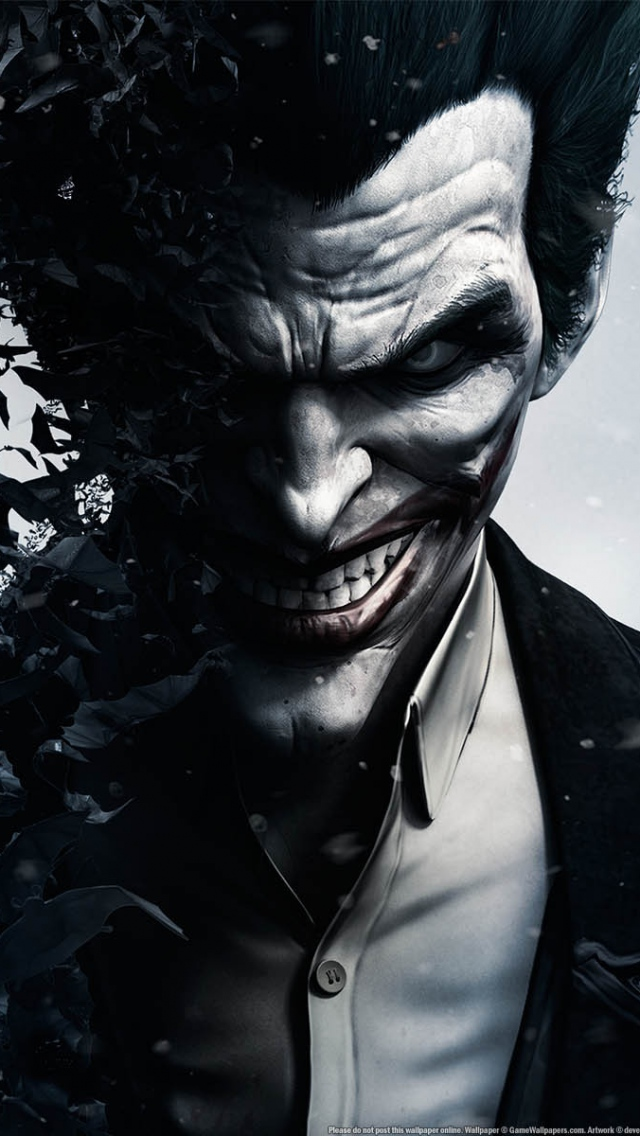 Joker Wallpaper Iphone 5