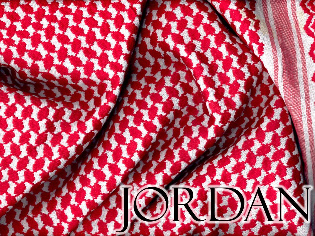 Jordan Country Wallpaper