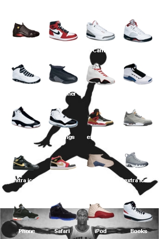 Jordan Shoes Wallpaper Iphone