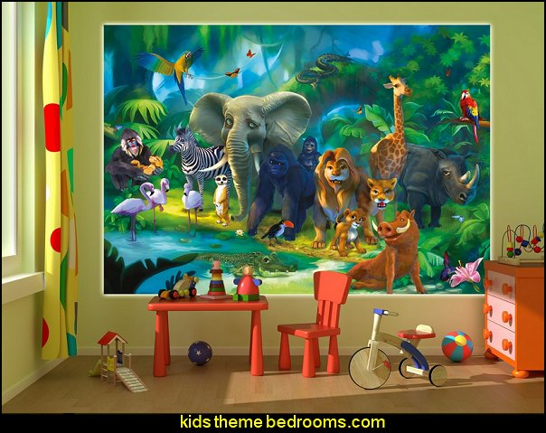 Download Jungle Book Wallpaper Children Room Gallery