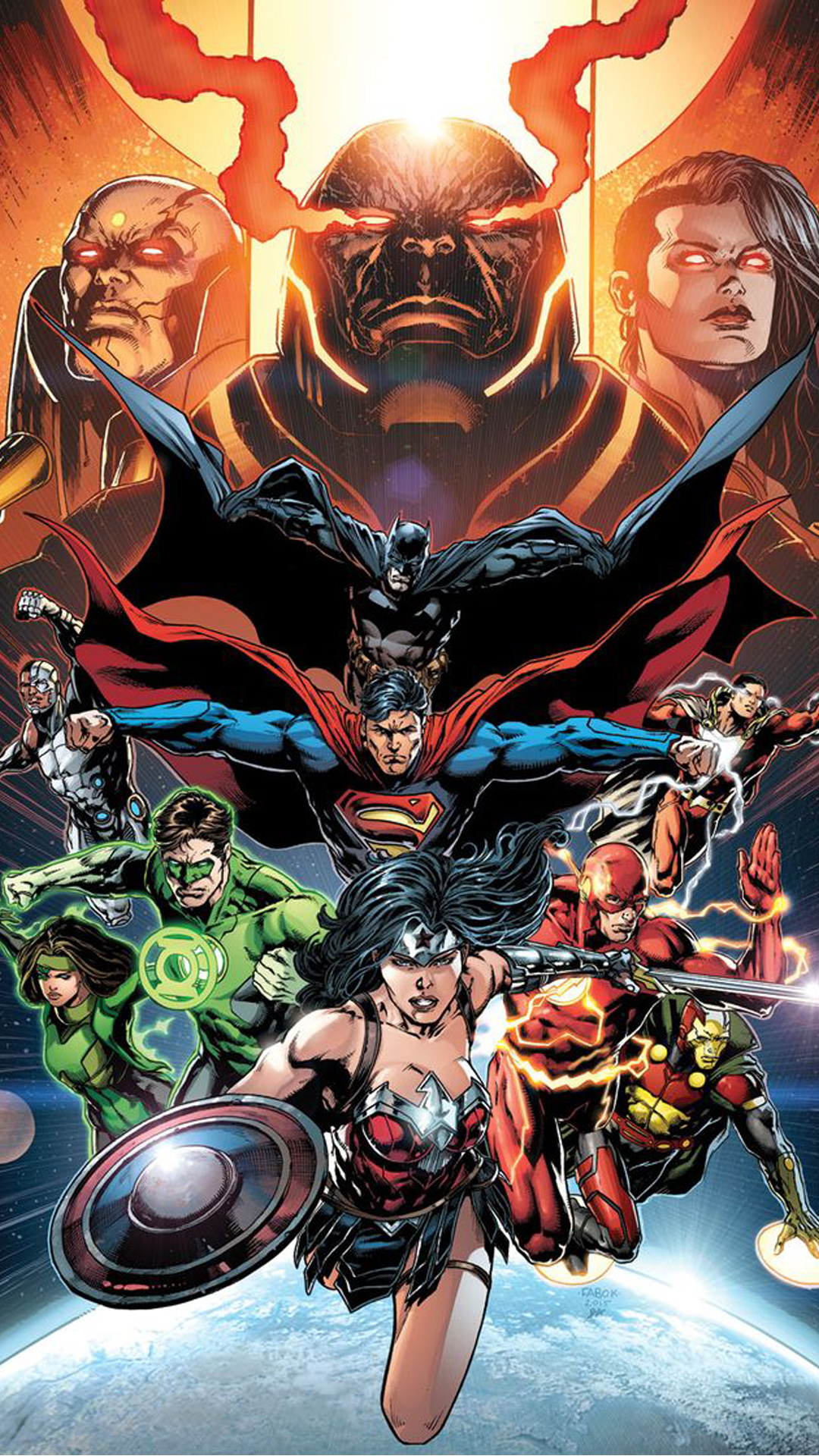 Justice League Wallpaper Iphone 6 Plus Babangrichieorg