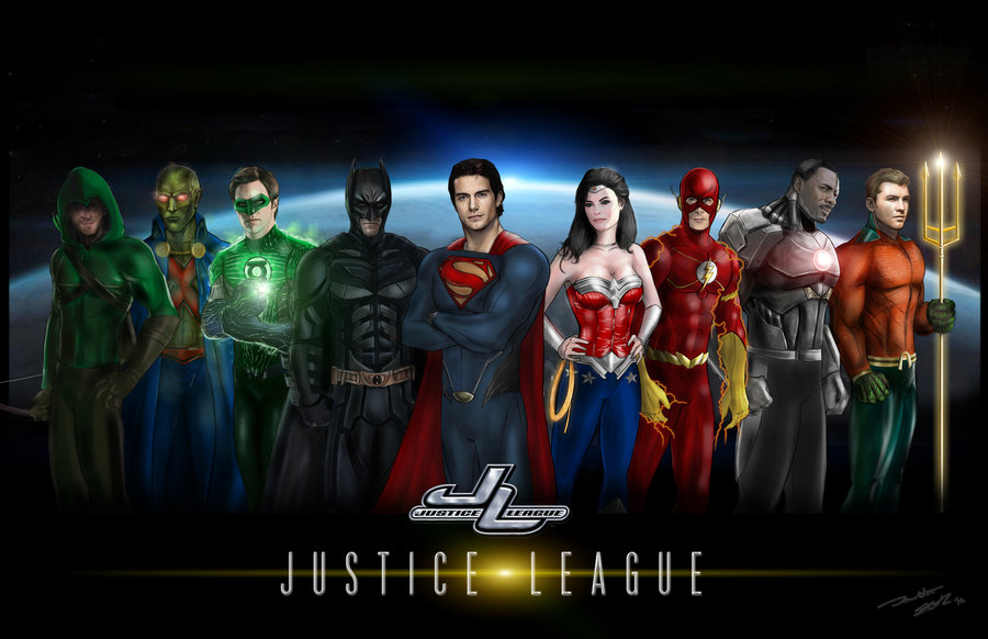 Justice League Live Wallpaper