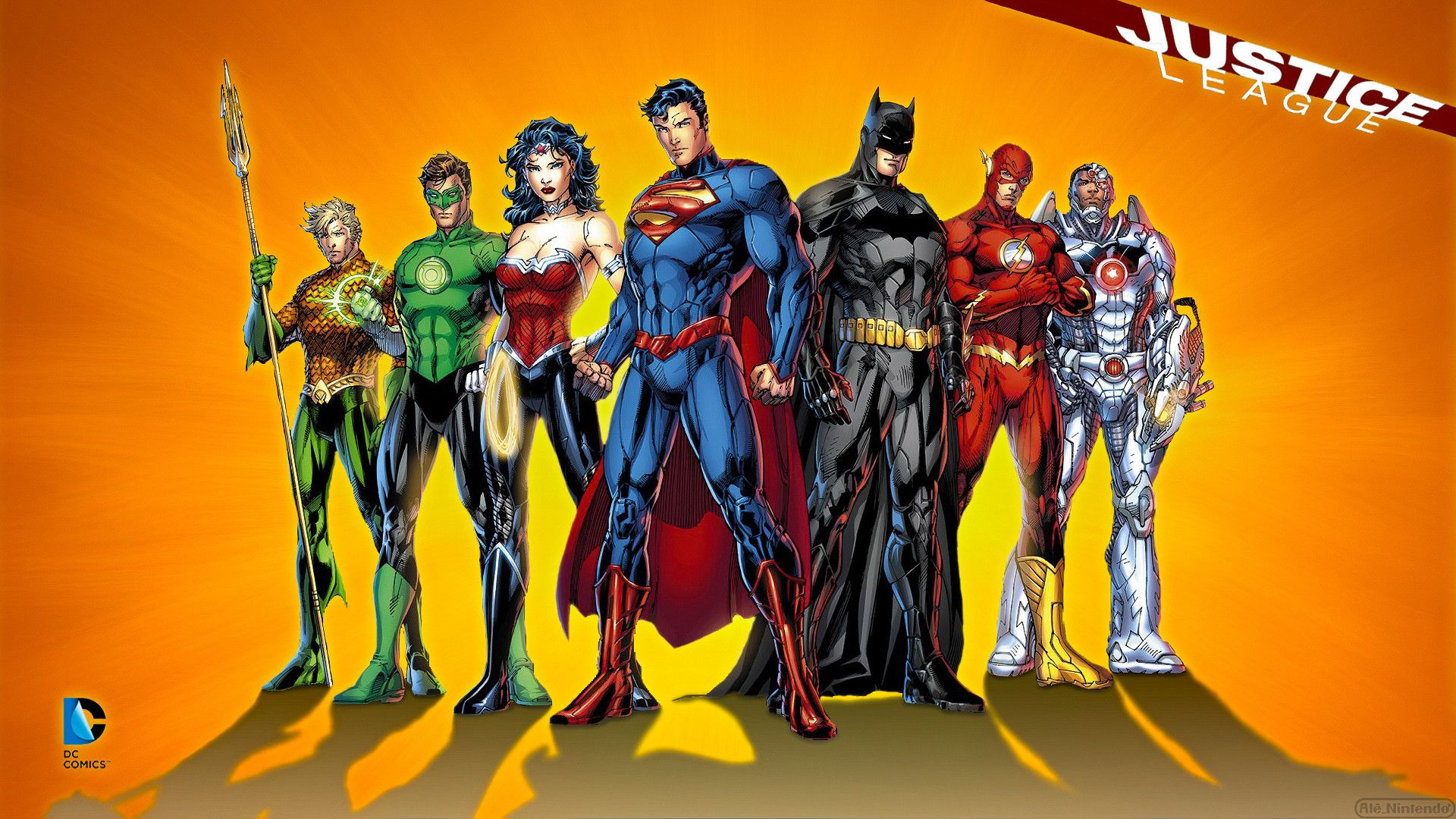 Justice League Wallpapers Free Download