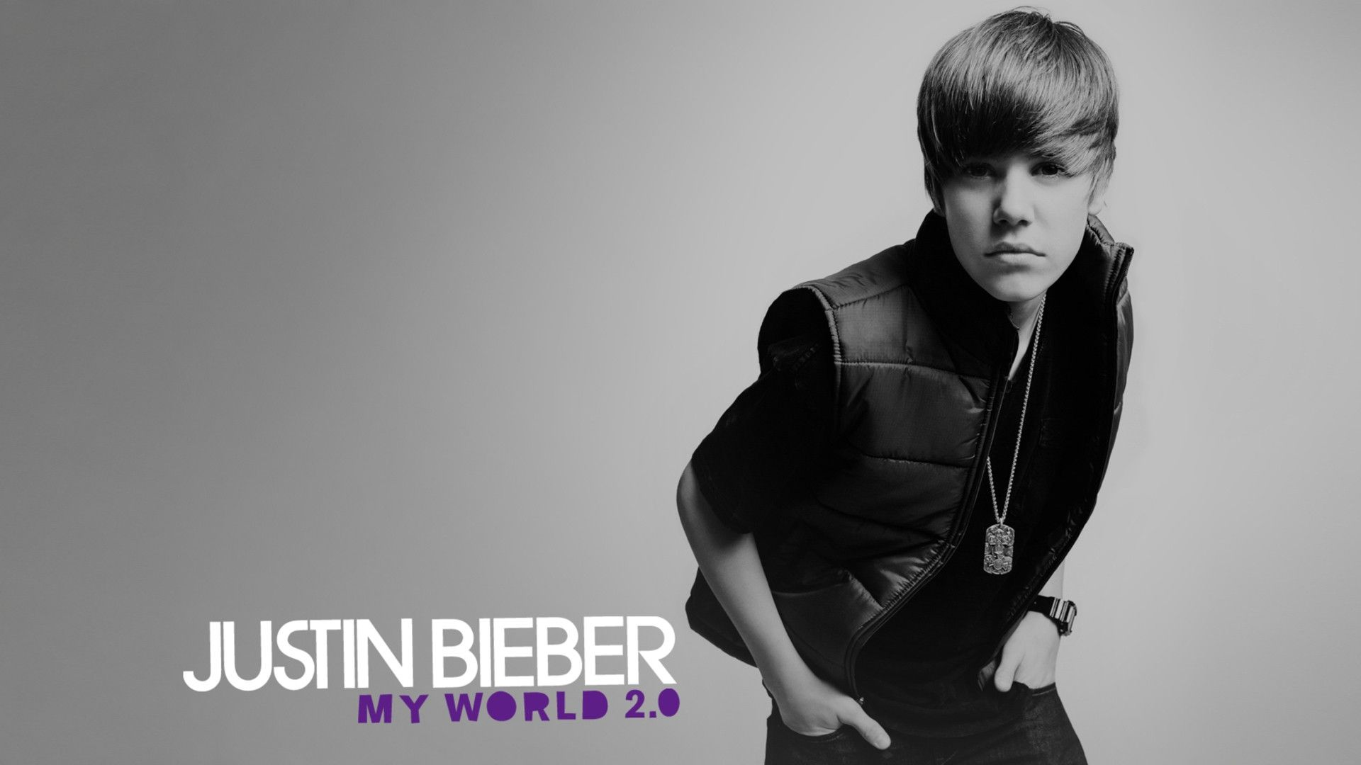 Justin Bieber Full HD Wallpaper