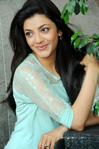 Kajal Agarwal Full HD Wallpaper