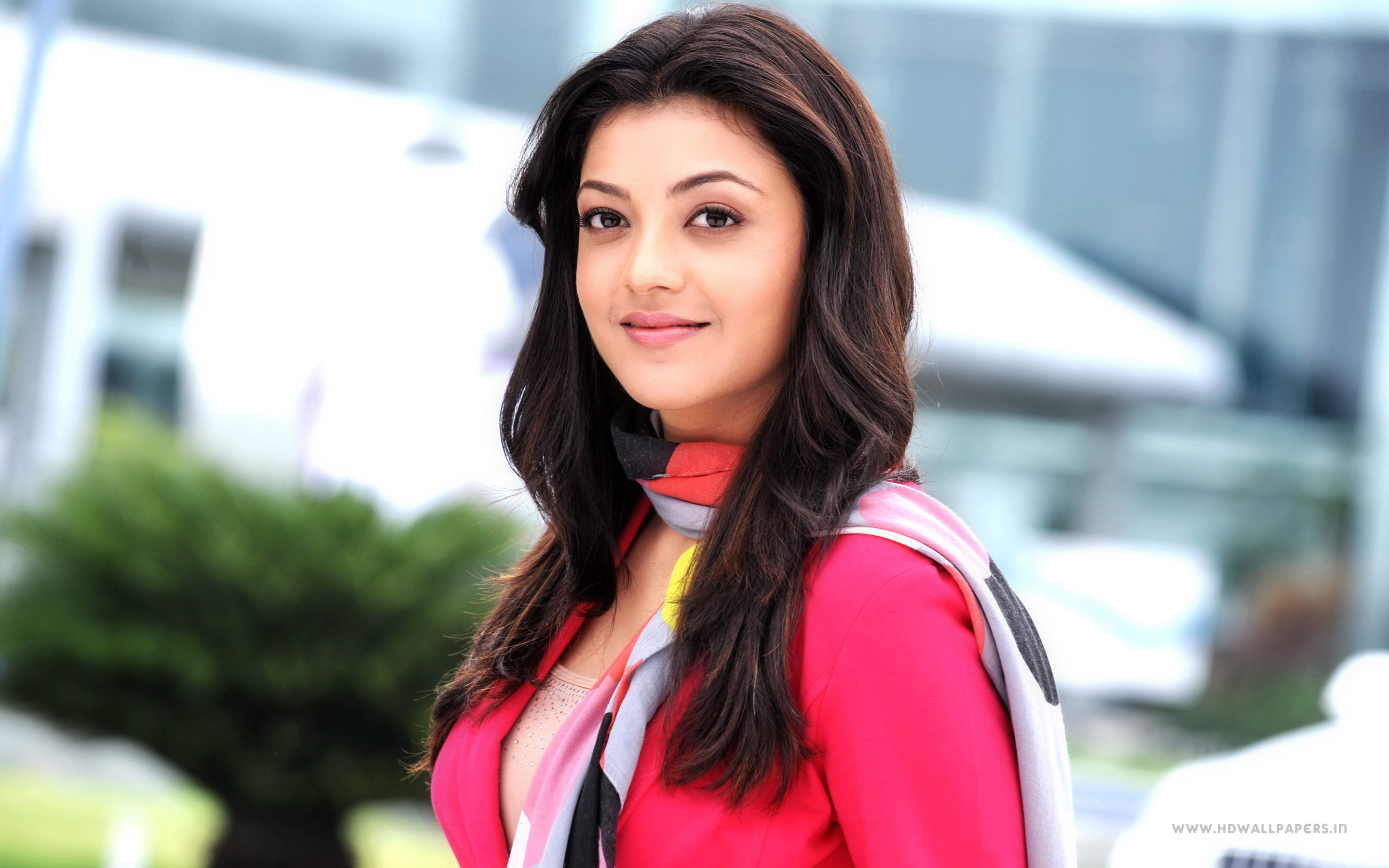 Kajal HD Wallpaper Download