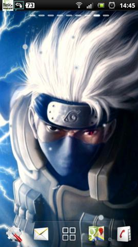 Kakashi Live Wallpaper