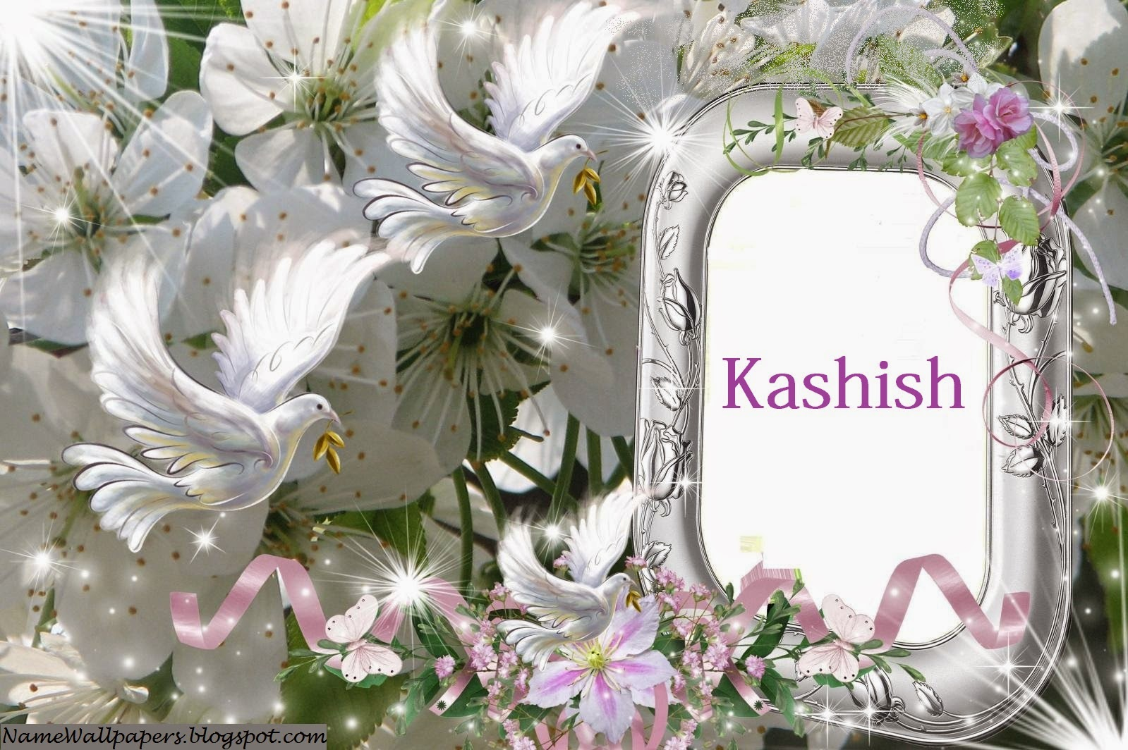 Kashish Name Wallpaper