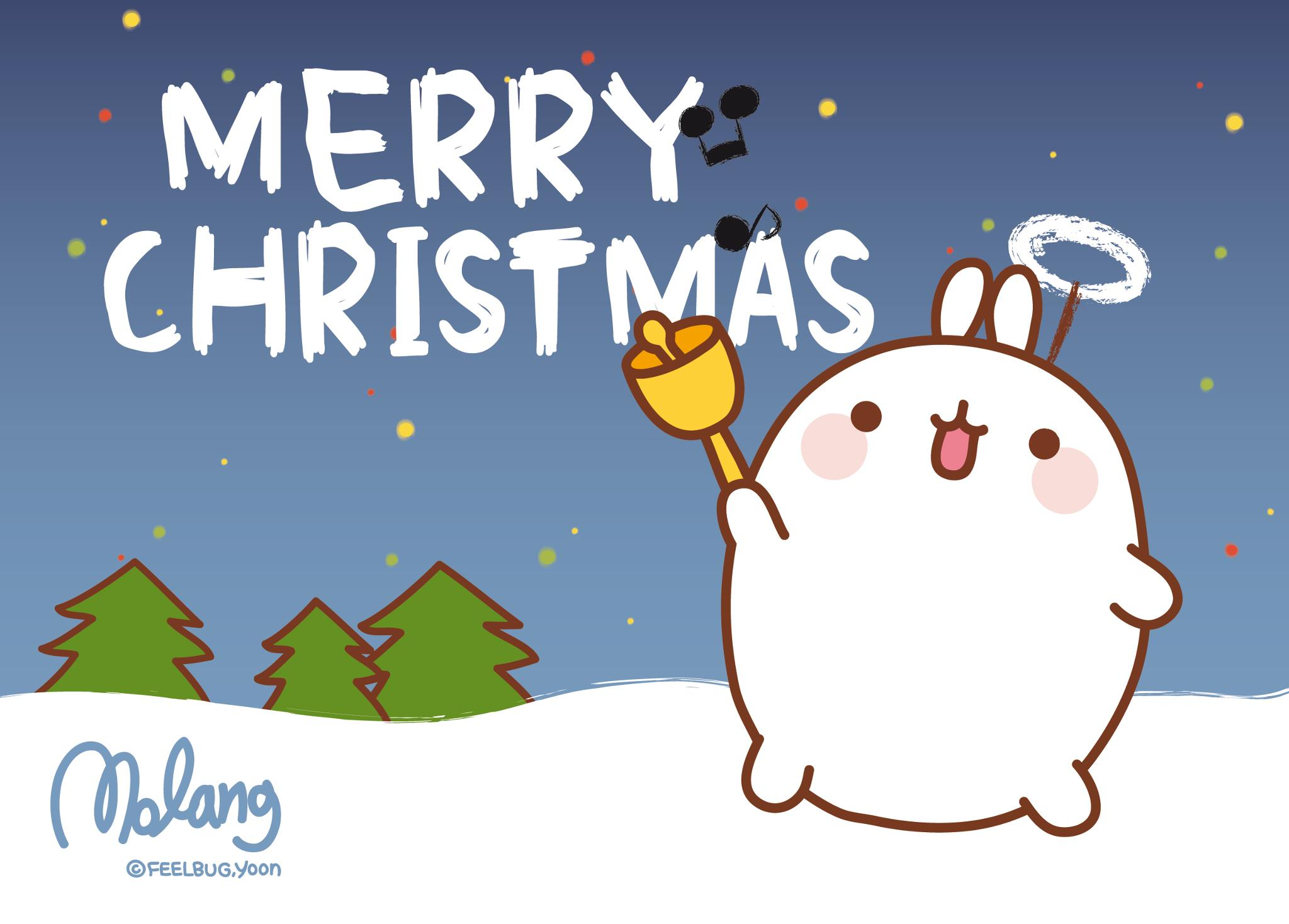 Download Kawaii Christmas Wallpaper Gallery