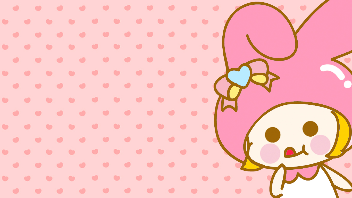 Kawaii Pink Wallpaper