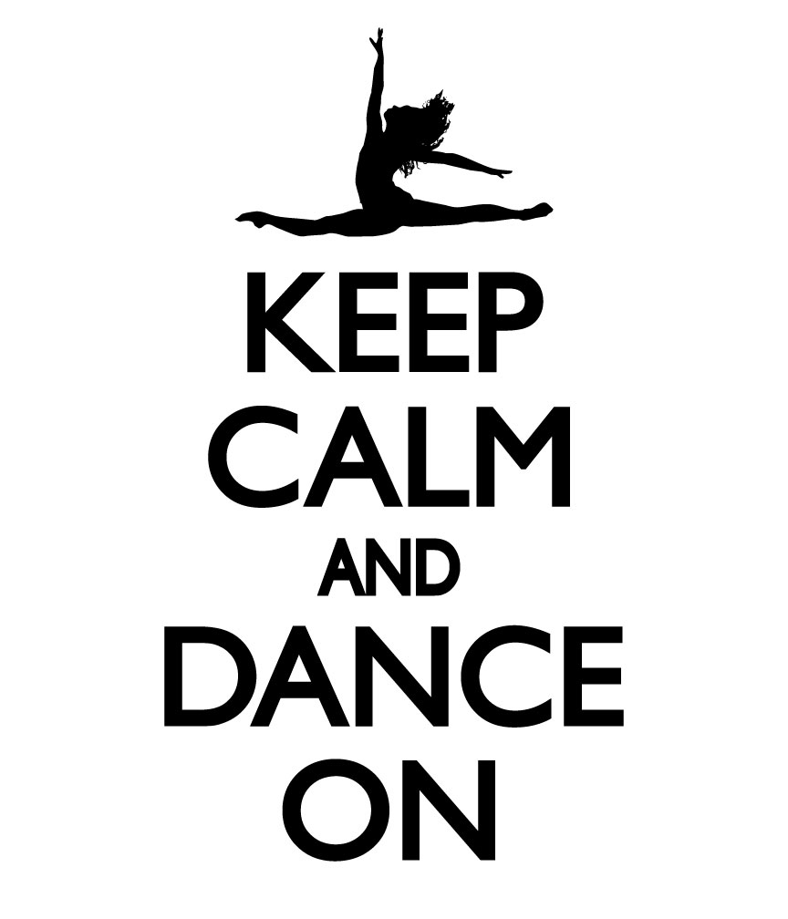 Download Keep Calm And Dance On Wallpaper Gallery