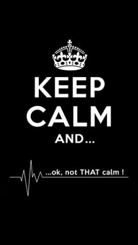 Keep Calm Wallpaper Download