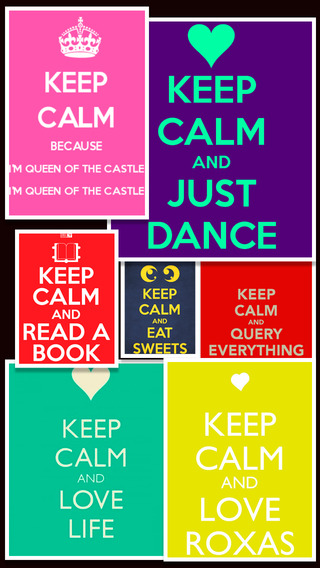 Keep Calm Wallpapers Free Download