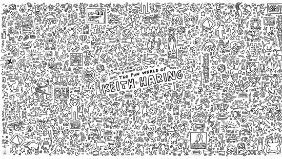 Download Keith Haring Wallpaper Gallery