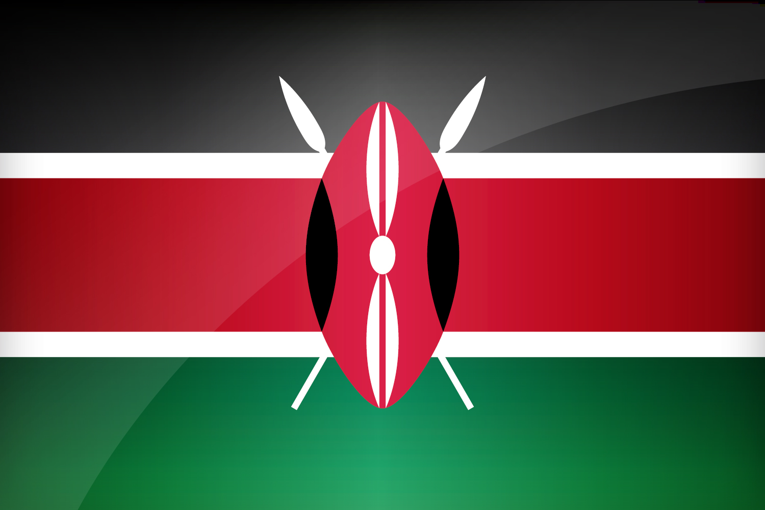 Kenyan Flag Wallpapers