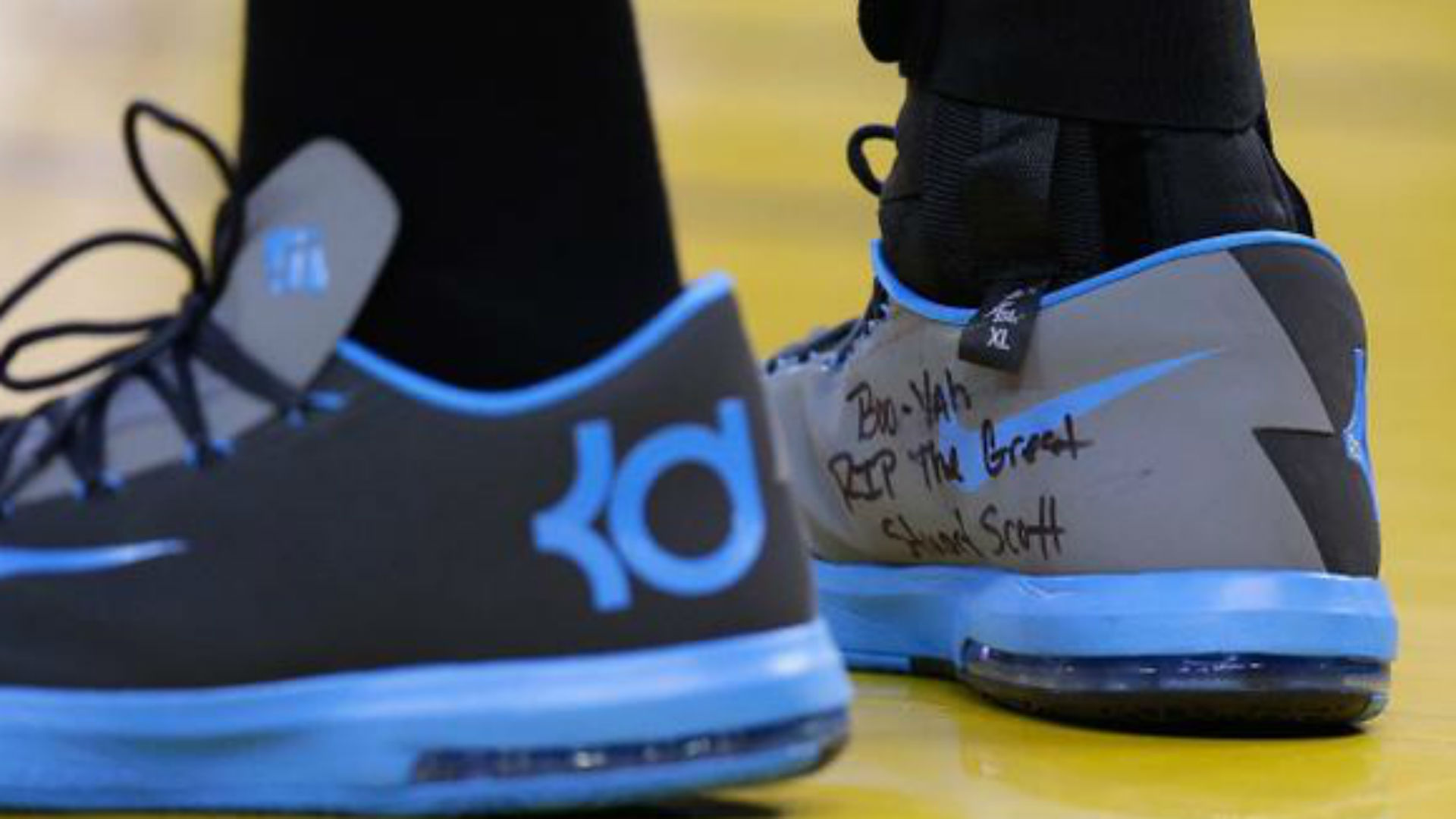 Download Kevin Durant Shoes Wallpaper Gallery