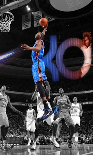 Kevin Durant MVP Source Wallpaper Iphone 4 Labzada