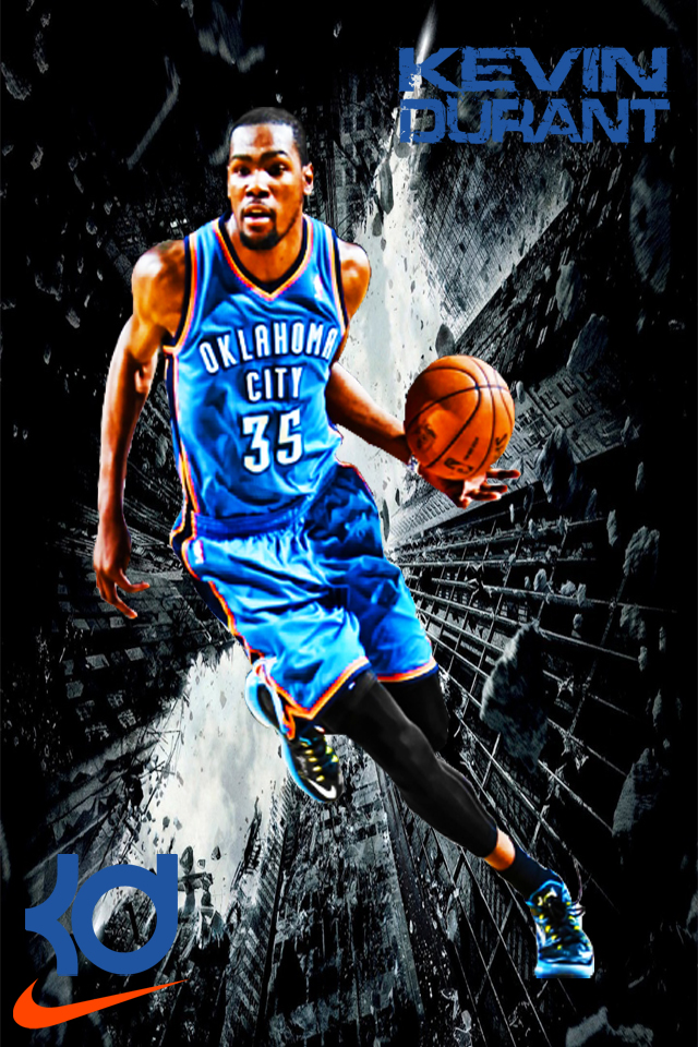Kevin Durant Wallpaper Iphone