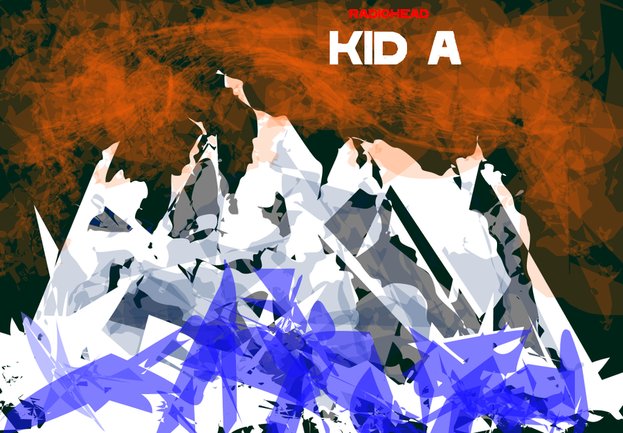 Kid A Wallpaper