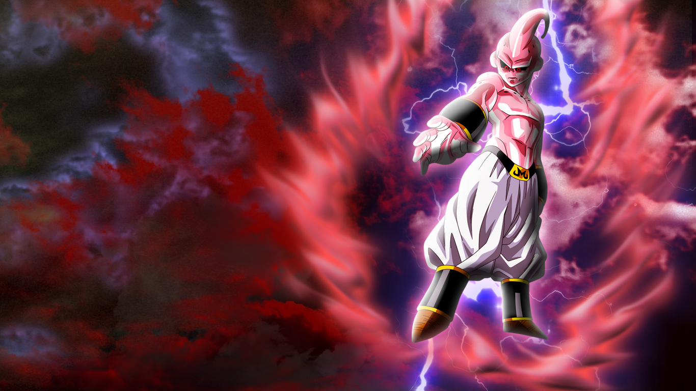 Kid Buu Wallpaper