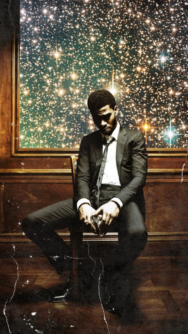 Kid Cudi Iphone Wallpaper
