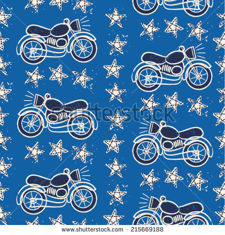 Kids Motorbike Wallpaper