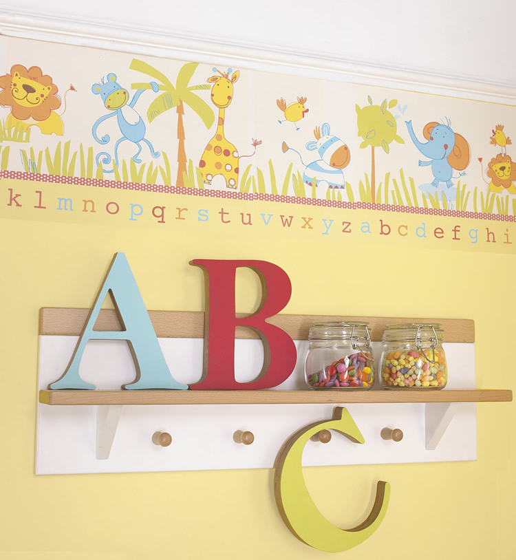 Kids Room Wallpaper Borders