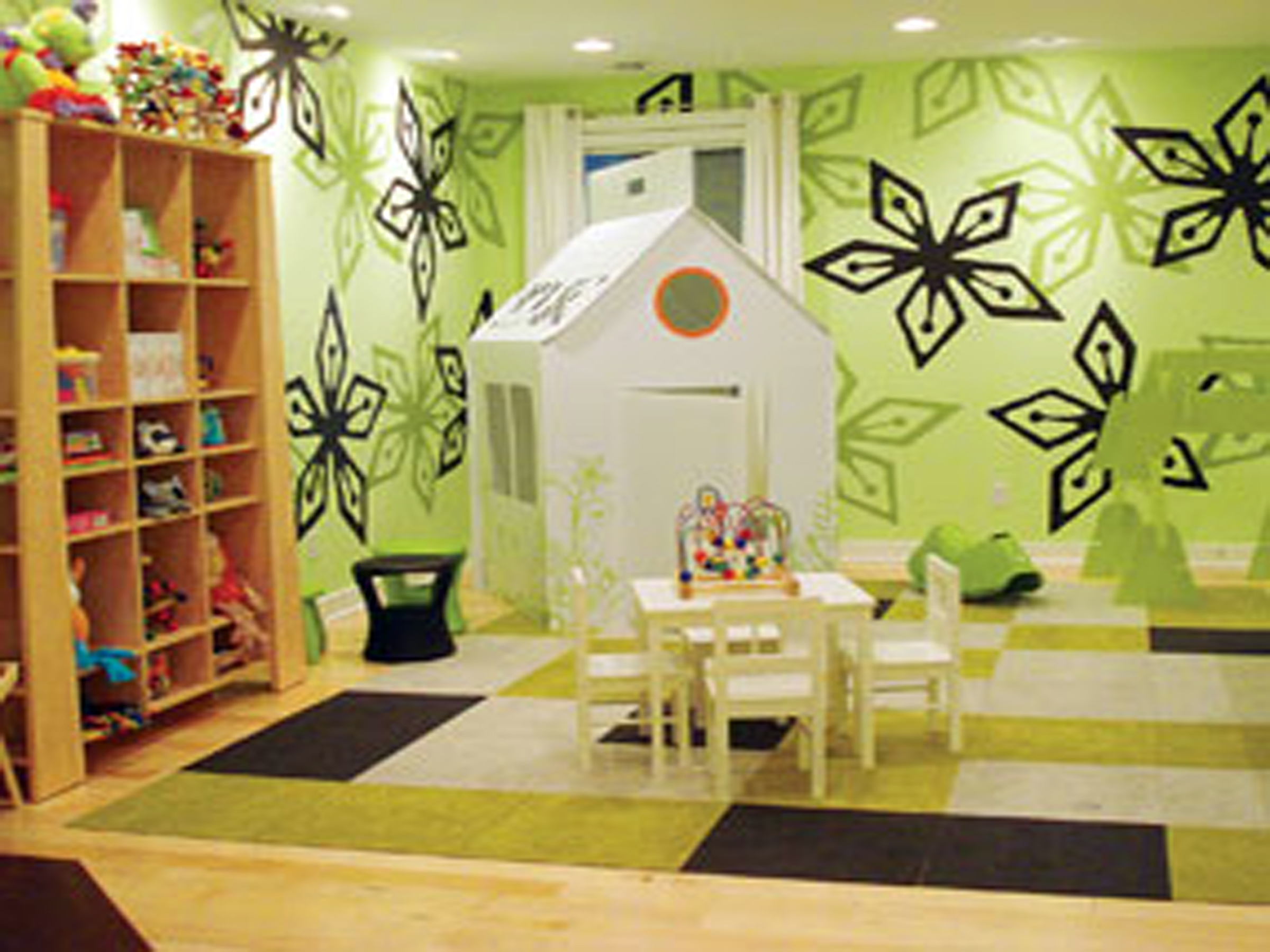 Kids Rooms Wallpaper
