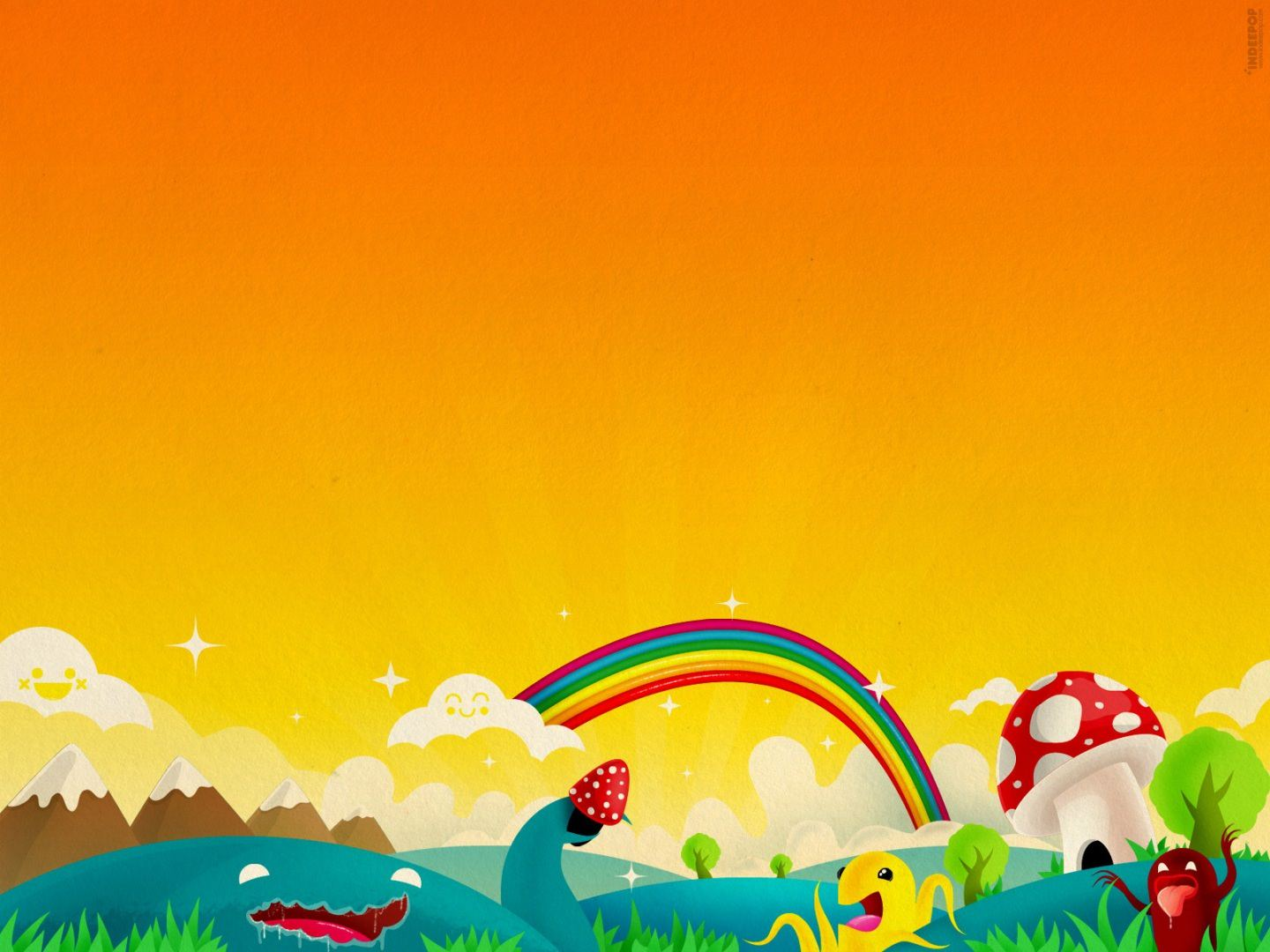 Kids Theme Wallpaper