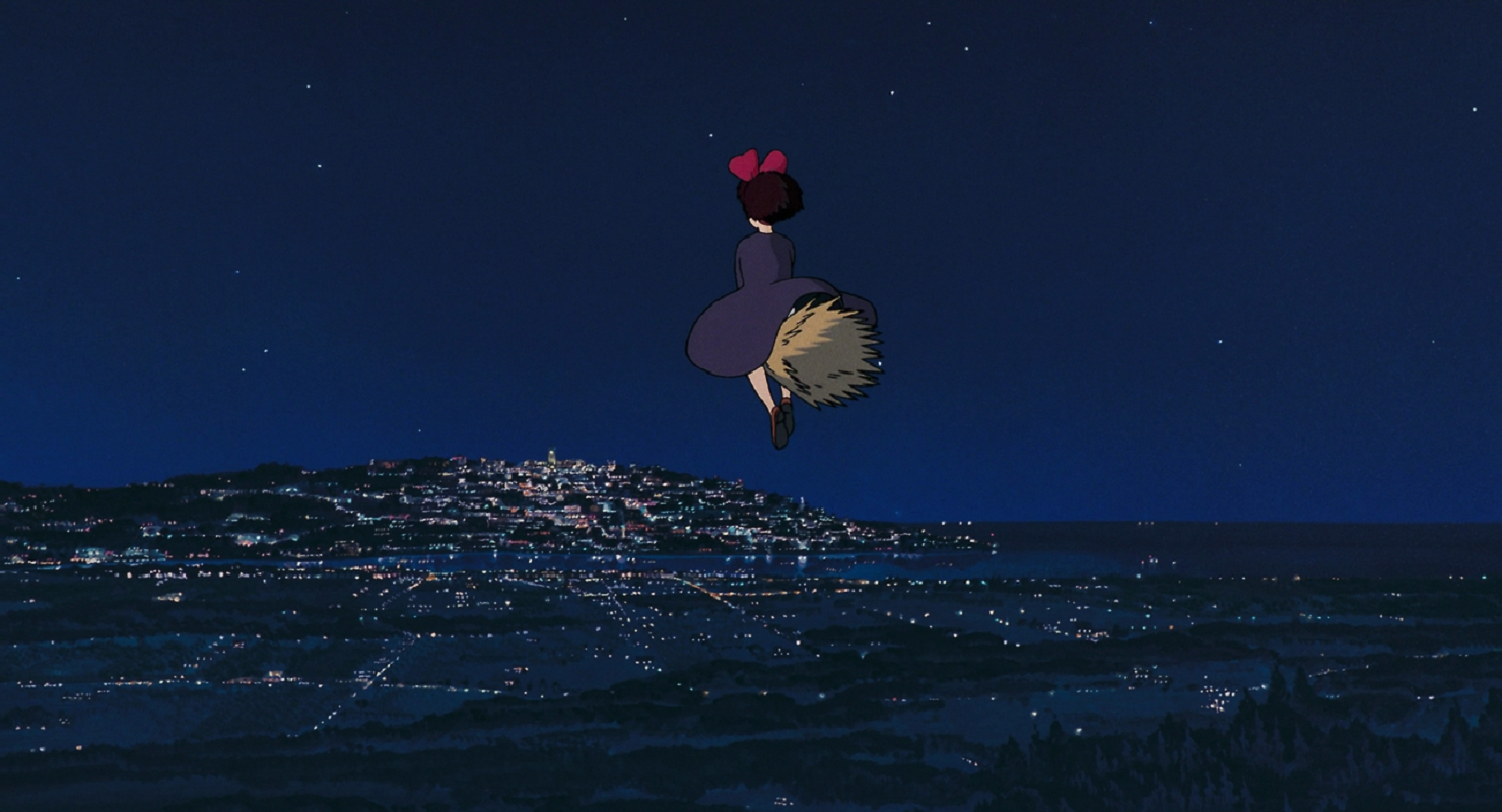Fondos De Pantalla De Quikis: Download Kiki'S Delivery Service Wallpaper Gallery