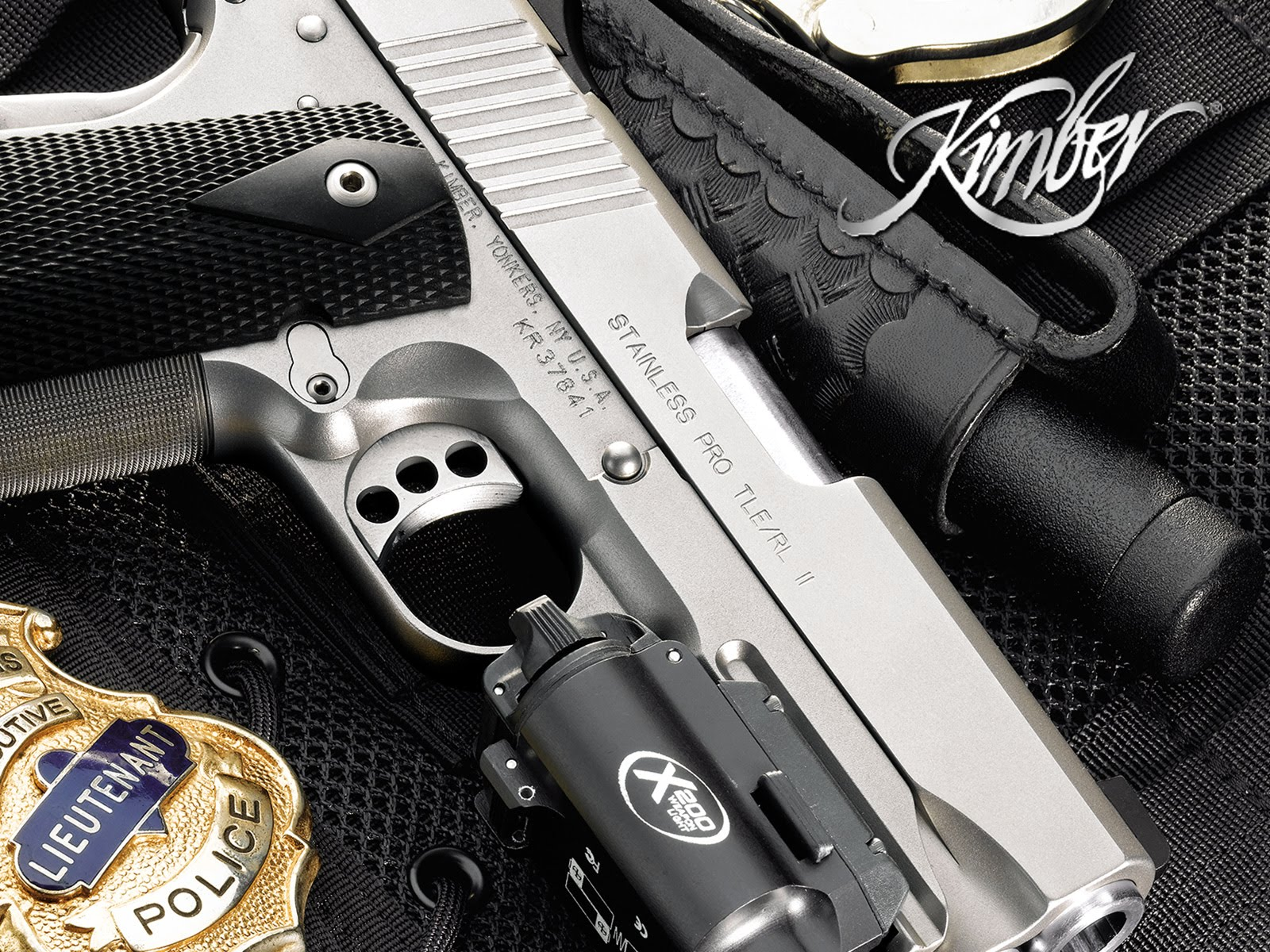 Kimber Wallpaper