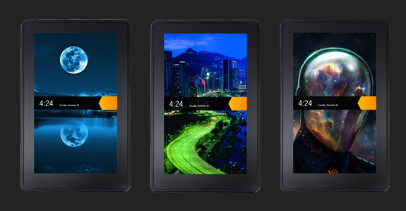 Kindle Fire Wallpapers
