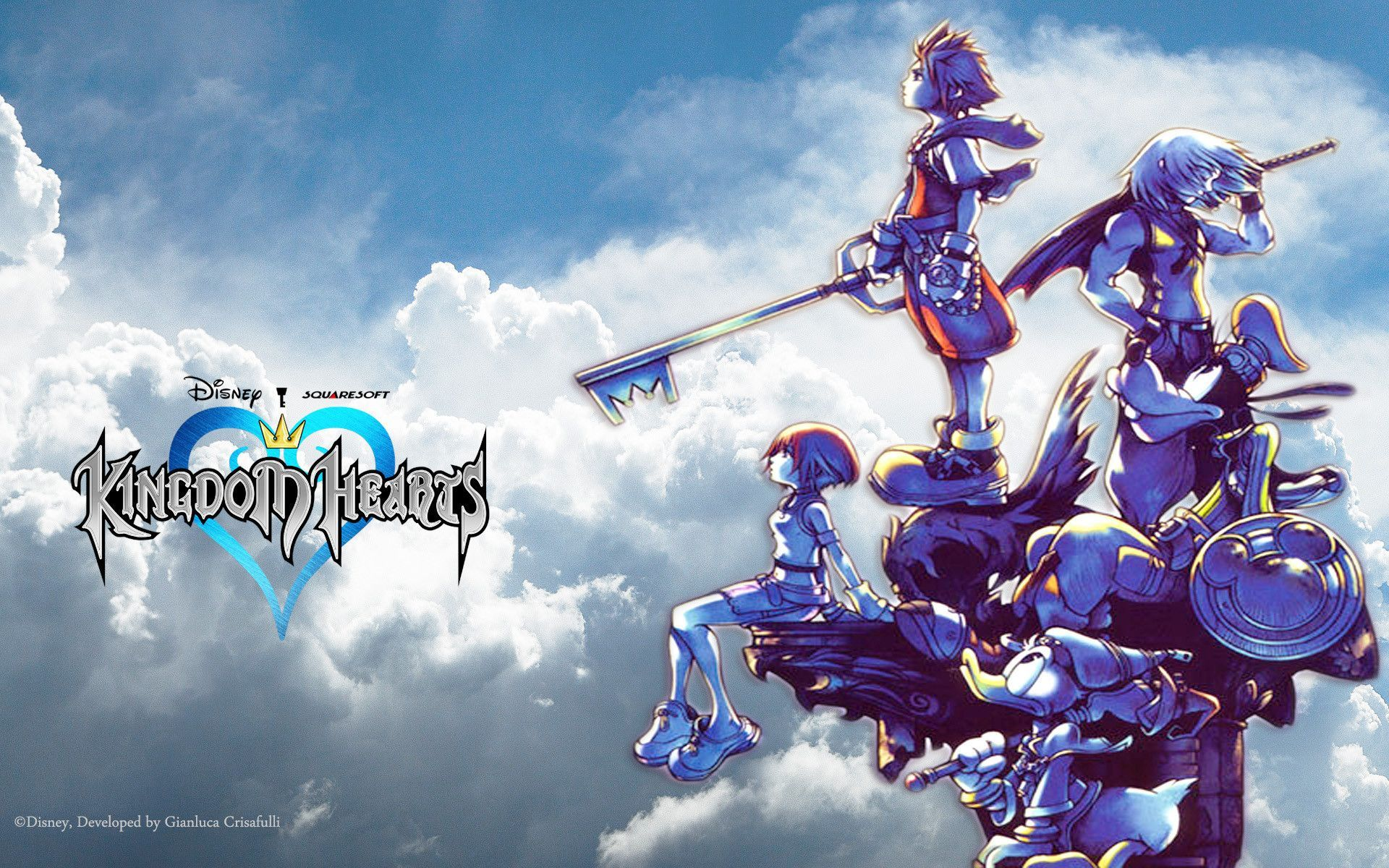 Kingdom Heart Wallpaper