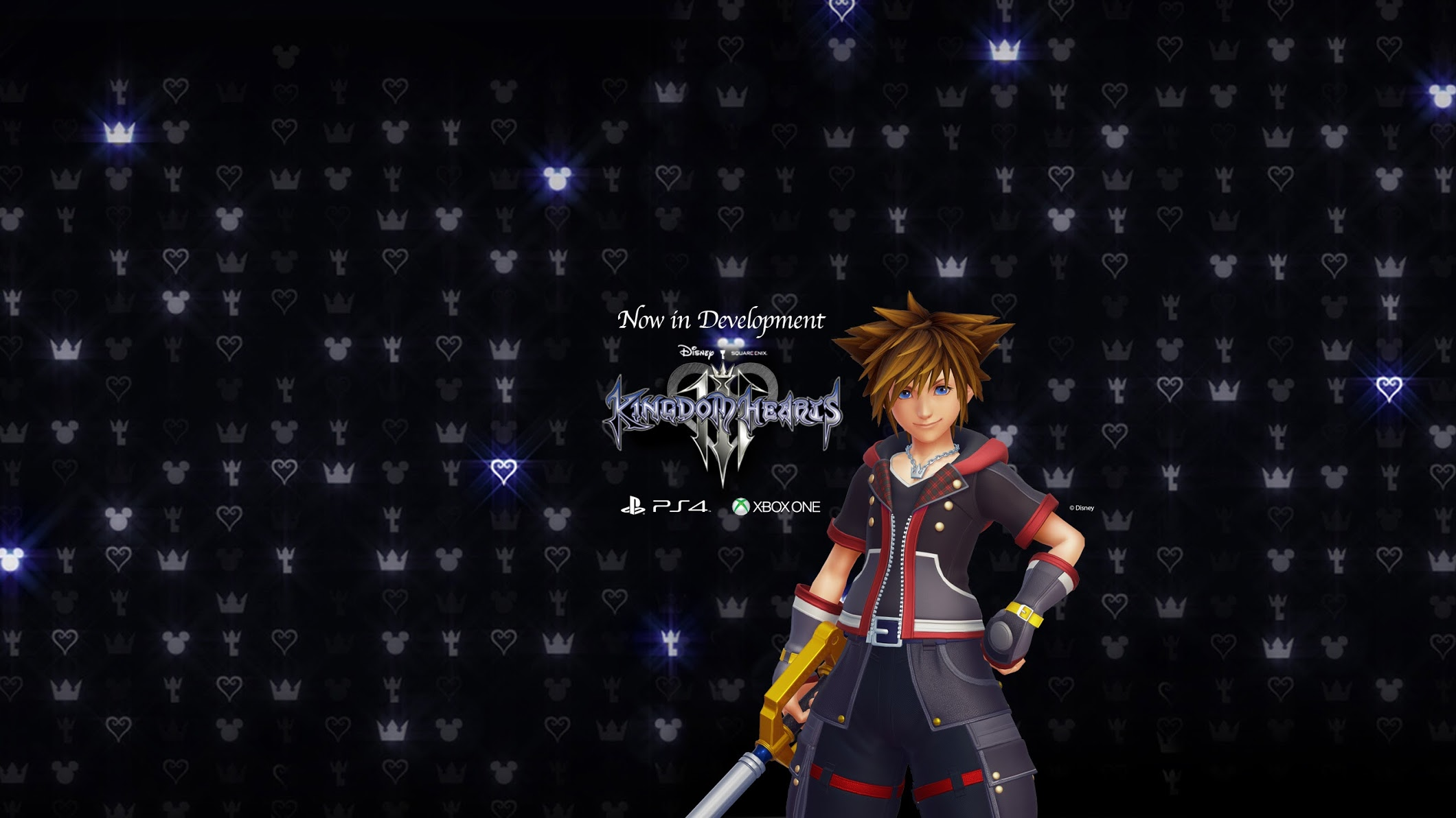Kingdom Hearts 3 Wallpapers