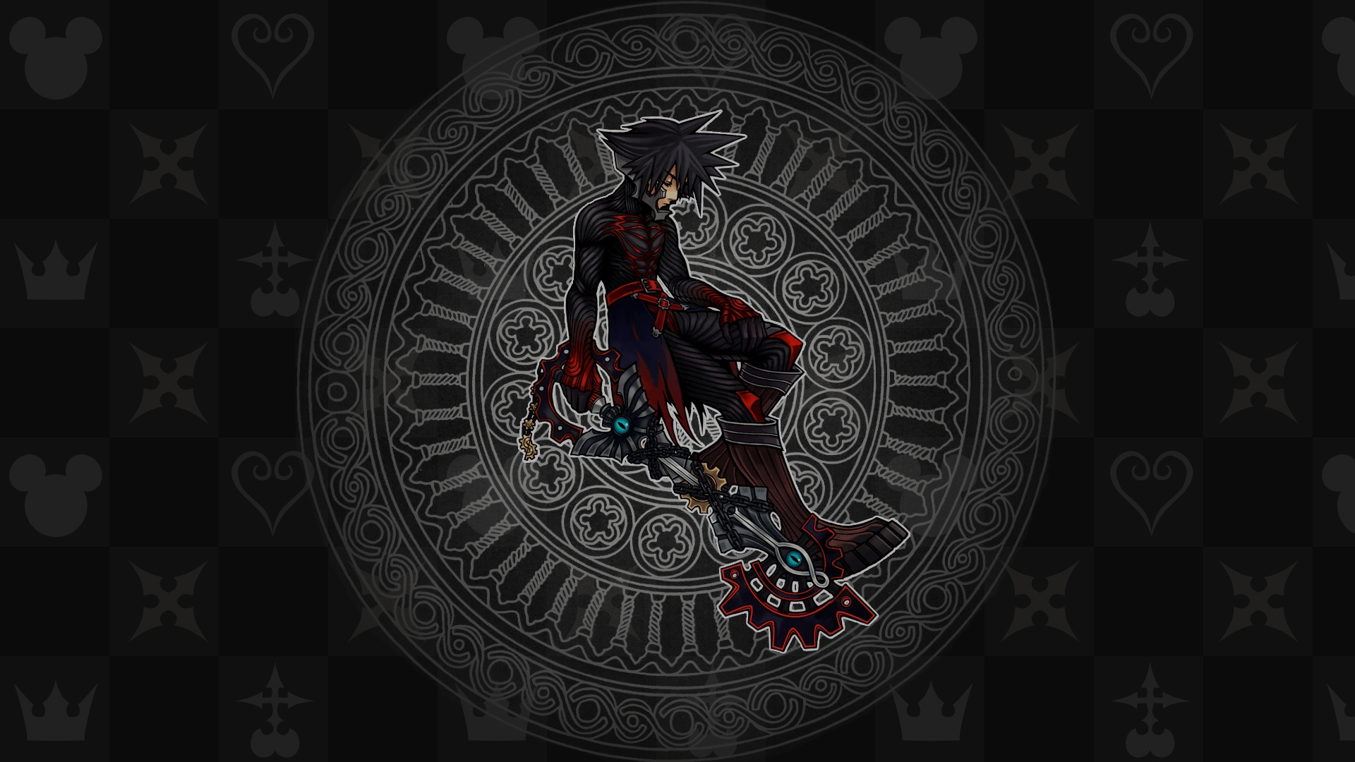 Kingdom Hearts Vanitas Wallpaper
