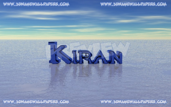 Kiran Name Wallpaper Free Download