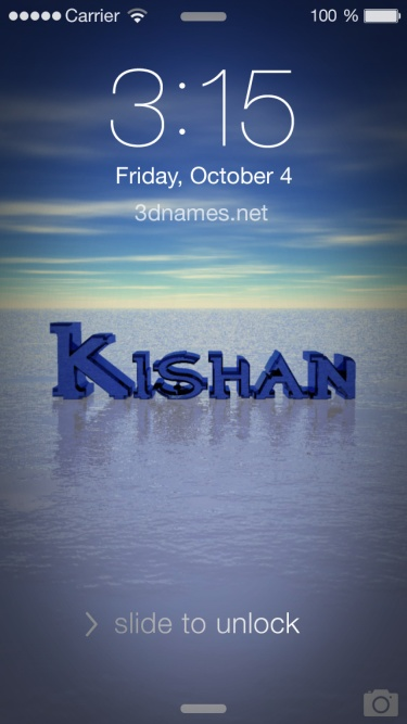 Kishan Name Wallpaper Download