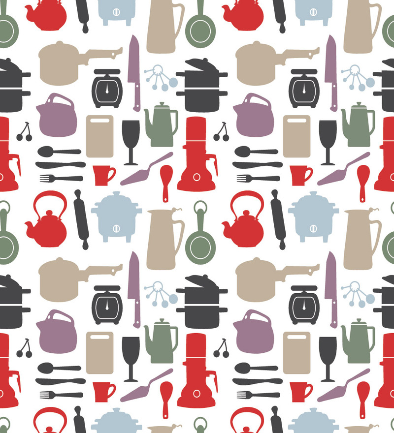 Kitchen Wallpaper Patterns